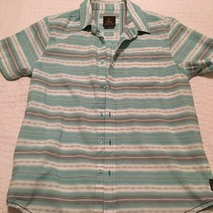 Prana Button Down